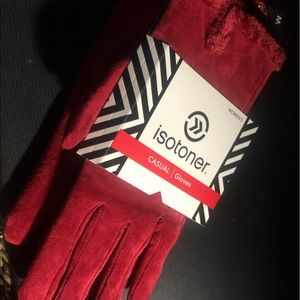 Isotoner Gloves MD